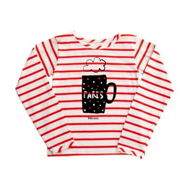 5 Bobo Choses Paris T Shirt