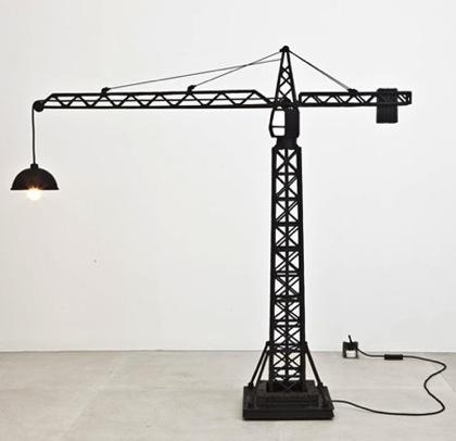 Job crane