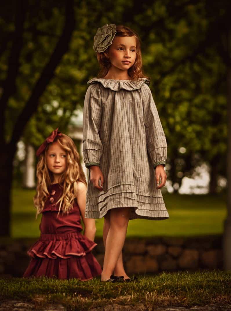 _JAN frill dress