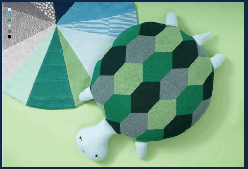 Donna Wilson Turtle
