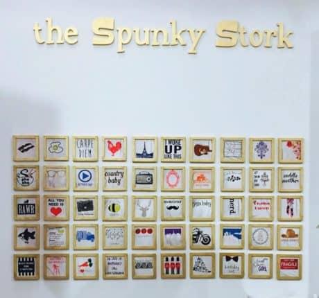 Spunky Stork 2