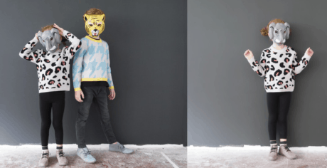 Atelier / Child - Playtime Paris January 2016