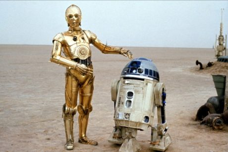 These are the droids you're looking for...