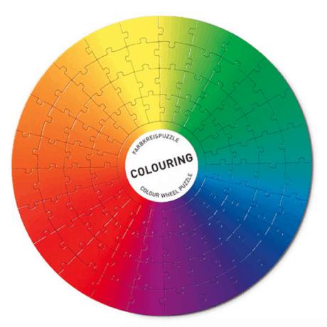 Colour puzzle Toyella