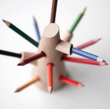 Crayon Tree - Toyella