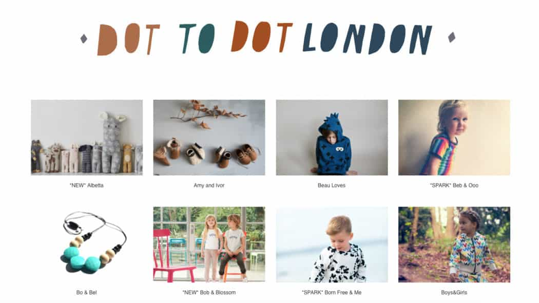 UK kids fashion trade show dottodot-2016-11-21