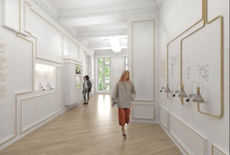 Le Grand Musee du Parfum, Paris