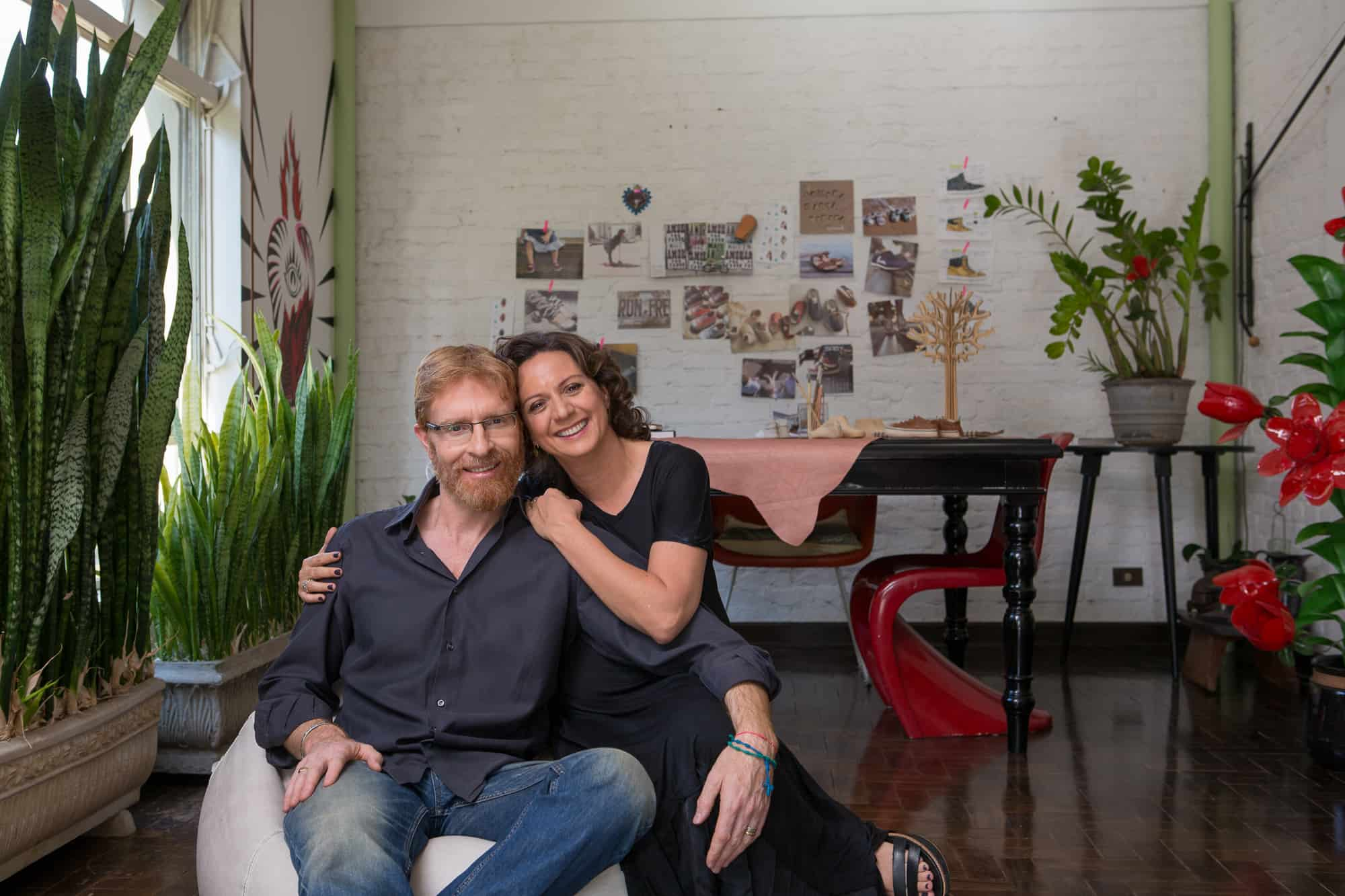 Tip Toey Joey : Ana & Scott McInerney