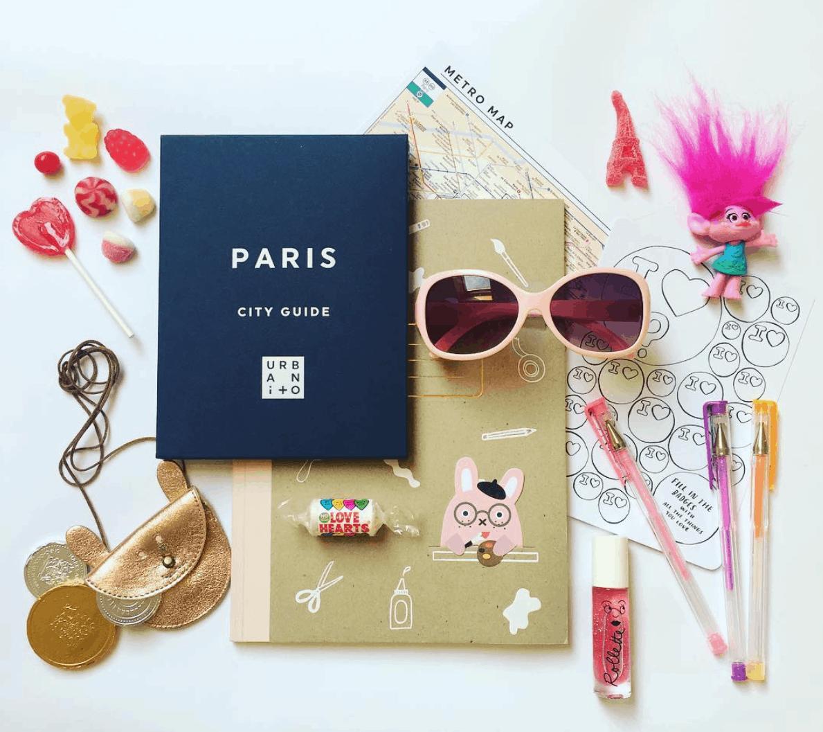 Urbanito Paris city guide
