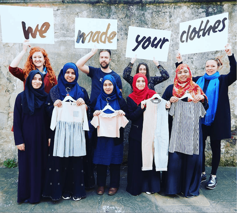 Mini Stitches Team #whomademyclothes