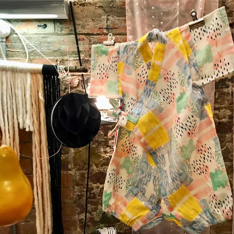 Kiki Crafted With Love - Dot to Dot London SS18