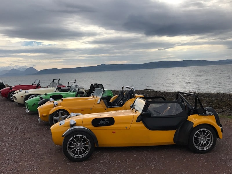 North Coast 500 Applecross Scotland