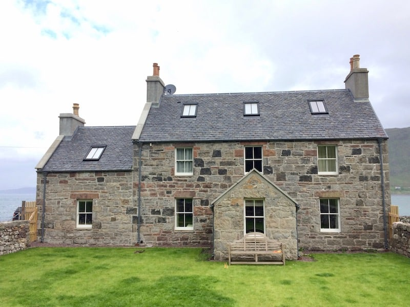 The Estate Office Applecross Scotland