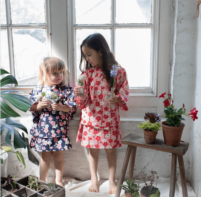 Kiki Crafted With Love Dot to Dot London SS18