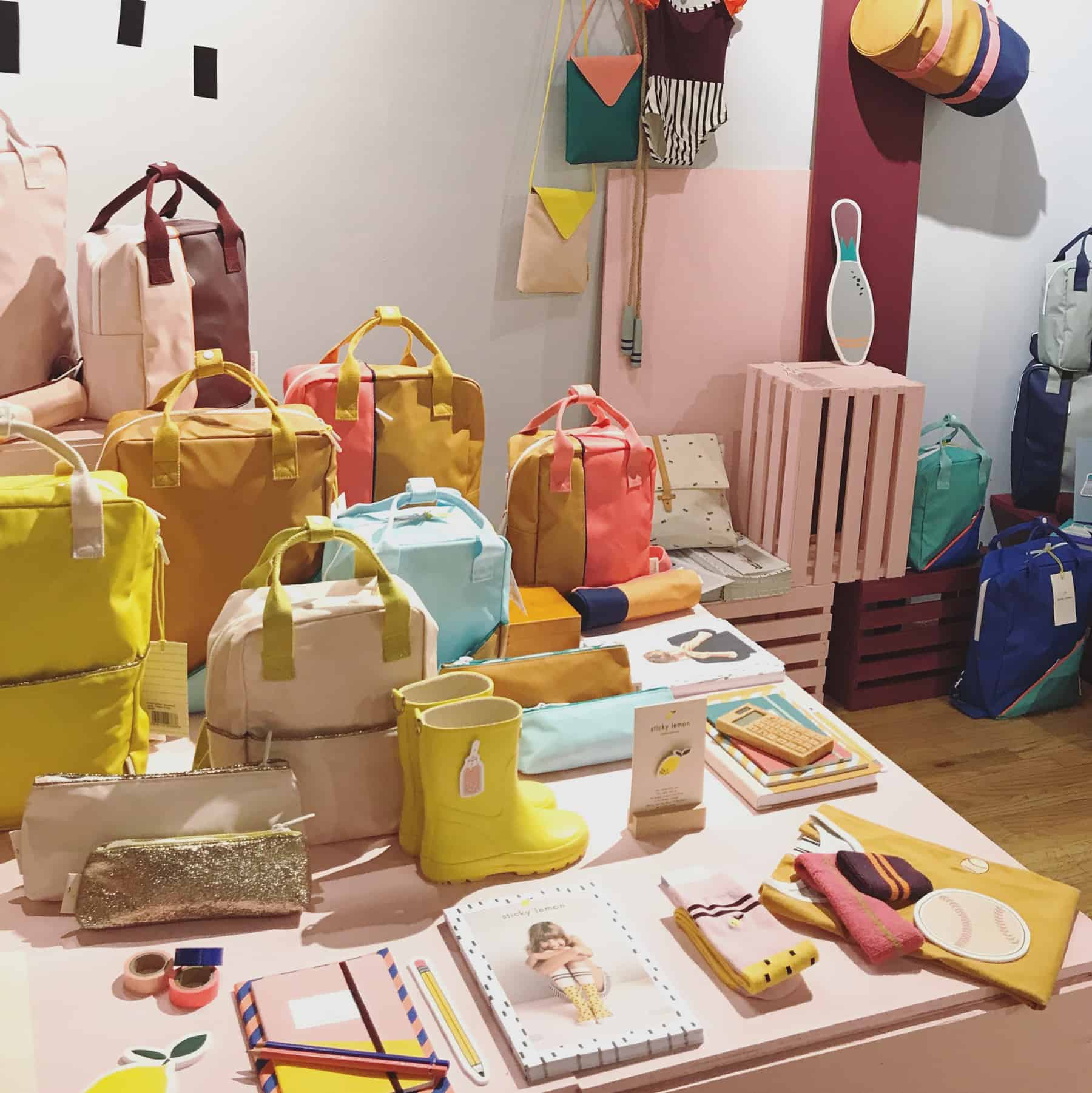 Trade Show Report Playtime New York ss18 : Sticky lemon