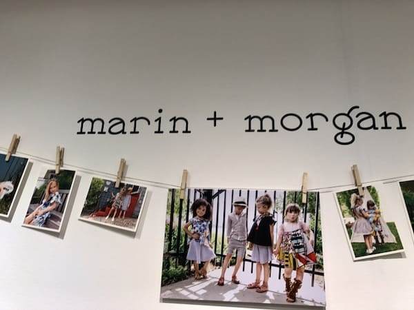 Trade Show Report Playtime New York ss18 : Marin+Morgan