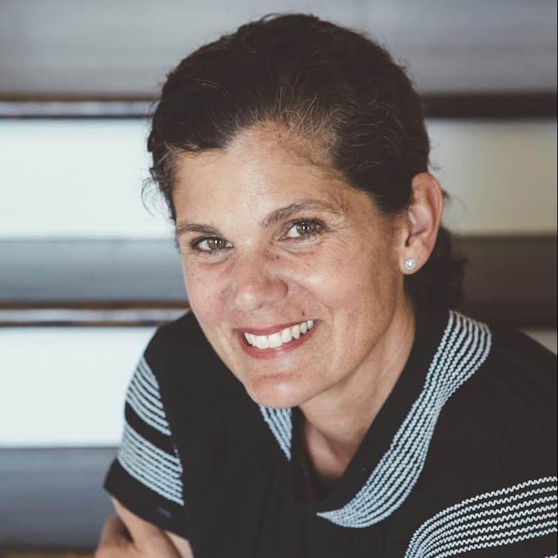Wallpaper designer Angela van der Meulen