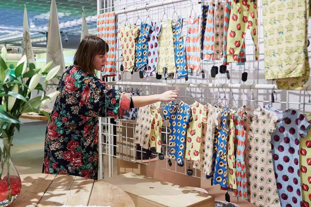 Dimitra Little Pop Up Shop - pop-up kid's fashion