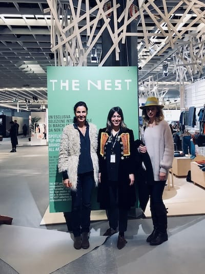 kid's fashion AW18 - The Nest at Pitti Bimbo 86