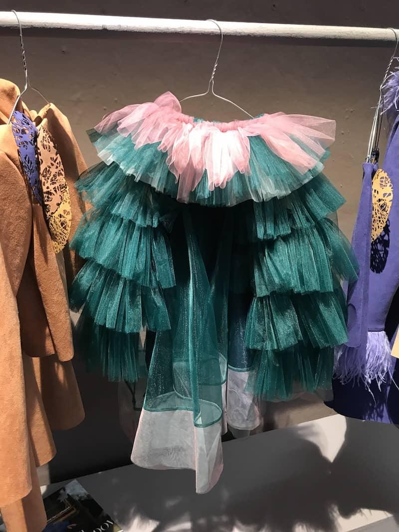 kid's fashion AW18 - Nikolia  at Pitti Bimbo 86