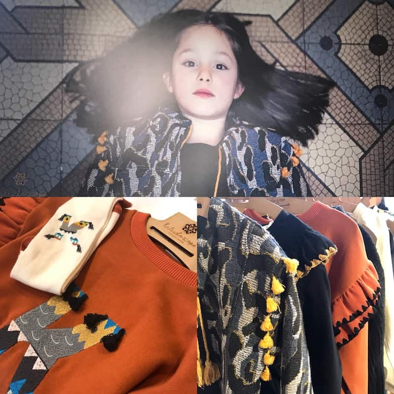 children's fashion labels to look out for : Kaleidoscope