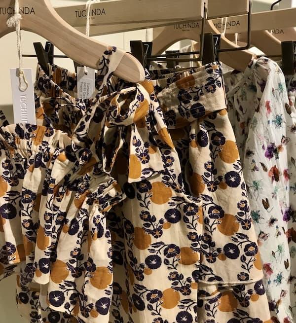 Tuchinda SS18 collection