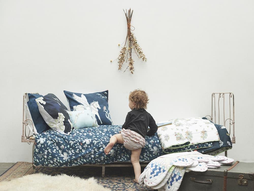 Forivor children's bedding and nightwear
