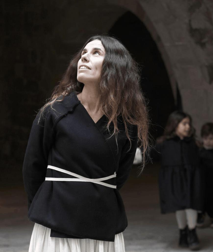 Cristina Fernandez, Founder & Creative Director of Little Creative Factory