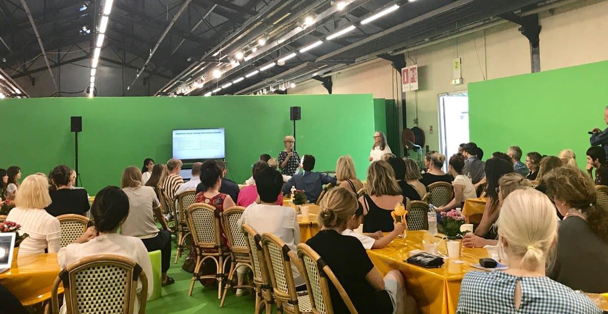 Global Beginnings Coming to America Seminar - Playtime Paris #24 show report