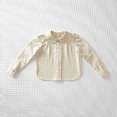 Mona shirt cream