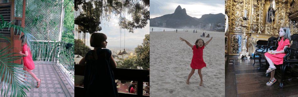 Rio de Janeiro playing outside