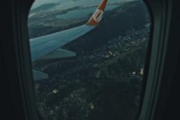 Rio de Janeiro from the plane