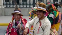 Peru colours