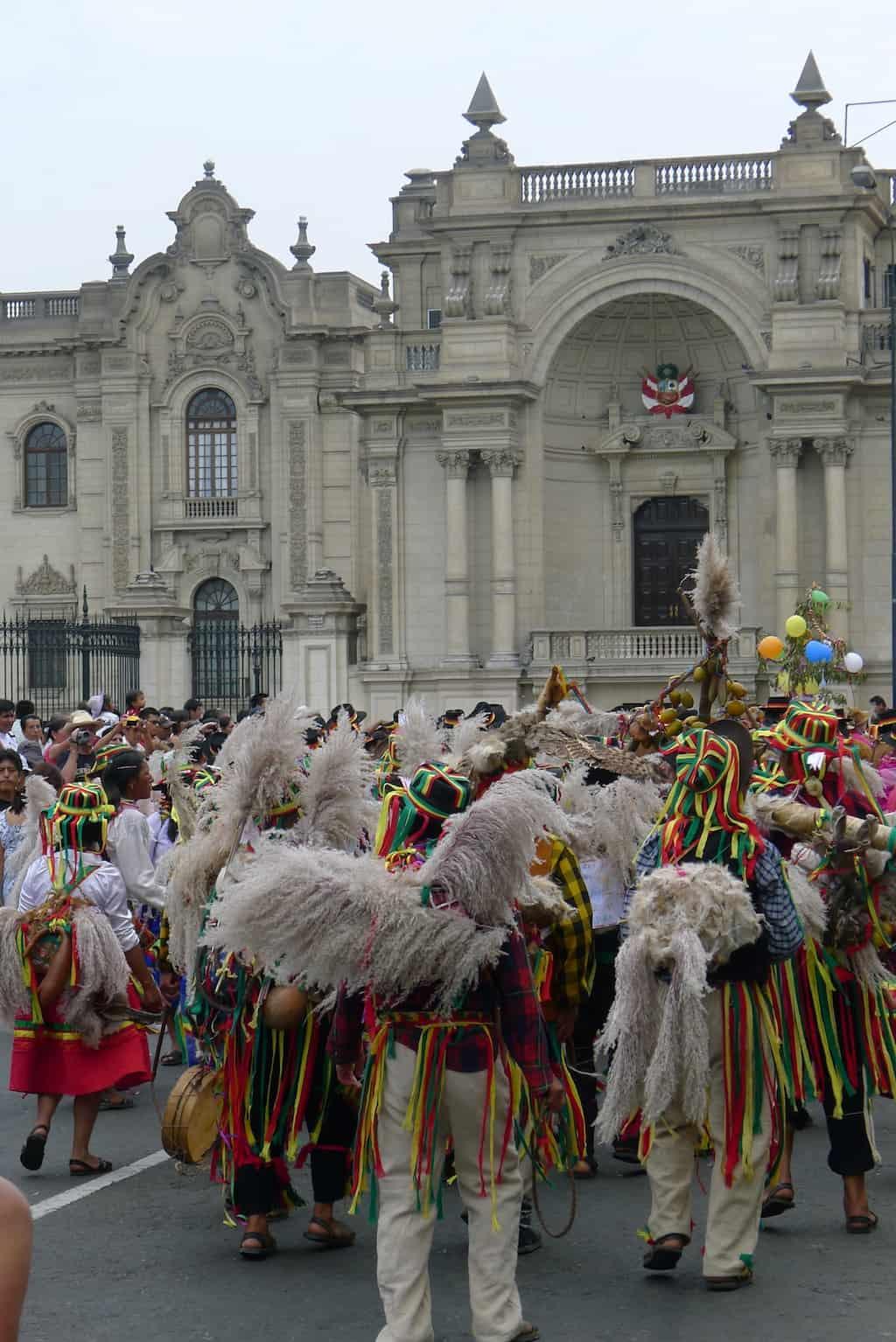 travel in Peru