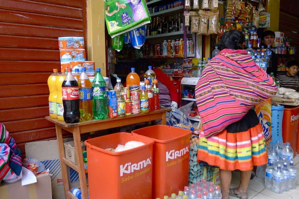store in Peru