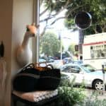 Erica Tanov, Fillmore Street Window