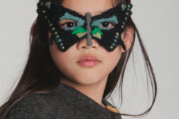 Oeuf Butterfly Mask