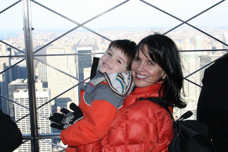 Ali Wing & son, Tyler