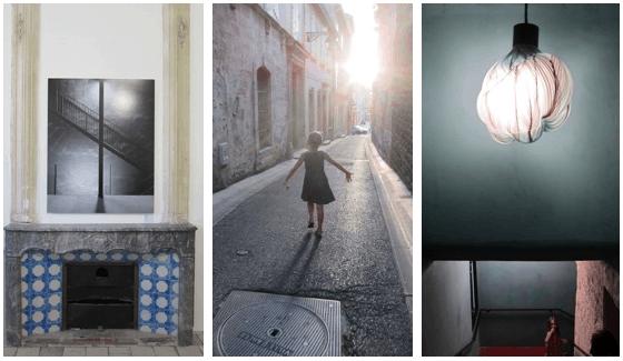 Triptyque Arles