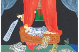 Neil Packer Illustration