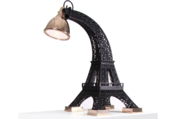 Twisted Eiffel Tower, by Studio Job