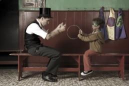 Mario's Small School of Magic
