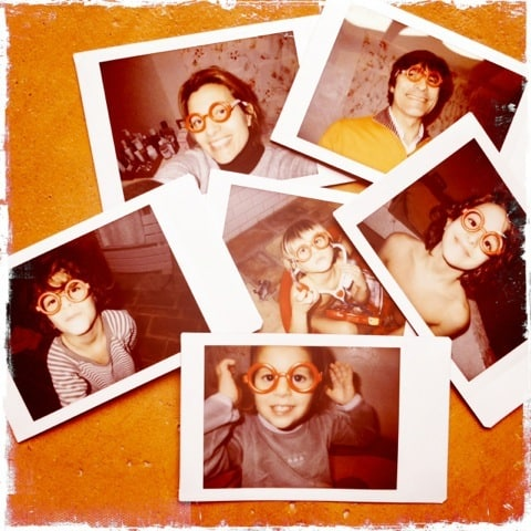 Hector and family : Loica, Riccardo, Linus, Iago, Arpad