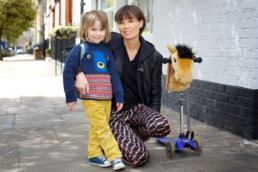 Parent and child interview - Pirouette blog Kate and Ruby