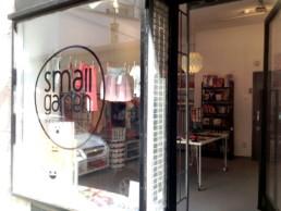 Small Garden store