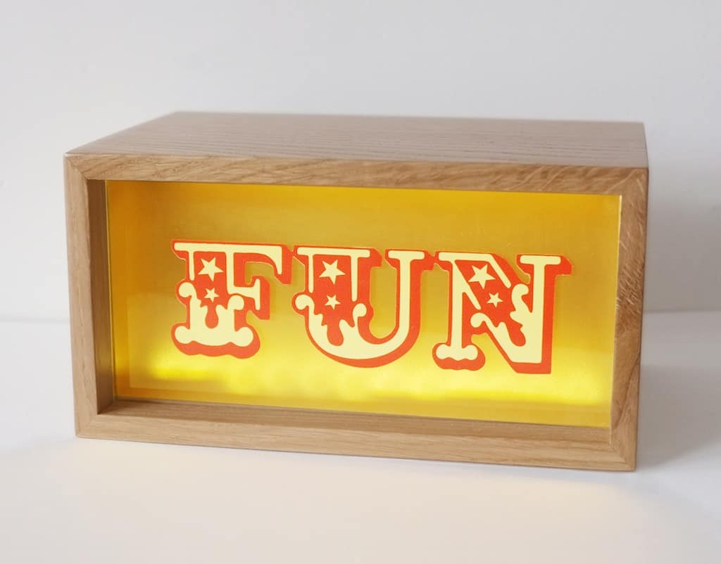 Dandy Star FUN Light Box by Leal