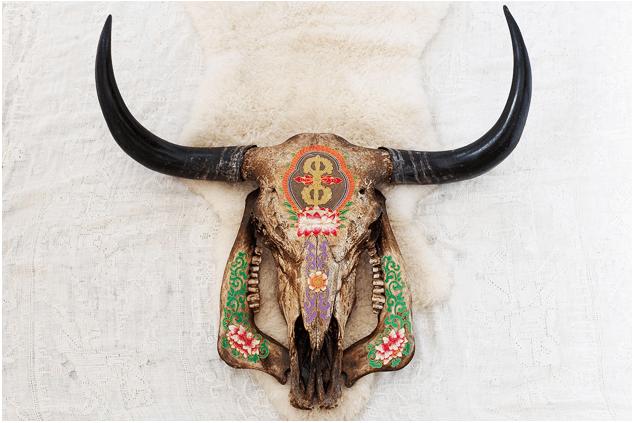 Skull - Tibet - Bozaround for Pirouette