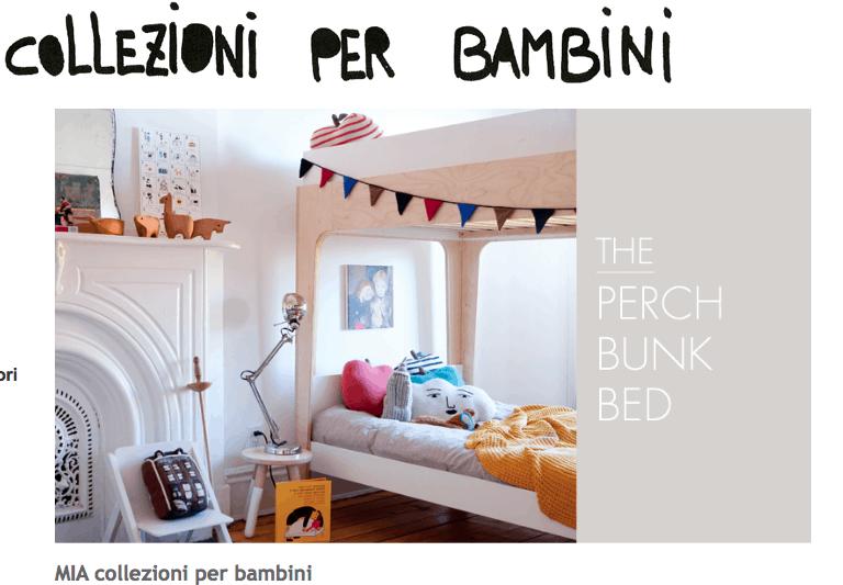 MIA- Design per Bambini