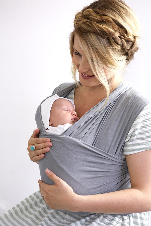 Solly Baby Comfy Yet Stylich Baby Wrap Carrier Pirouette