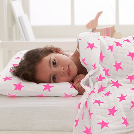 Aden and Anais toddler bedding